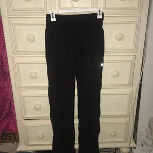 lululemon studio pant. worn once